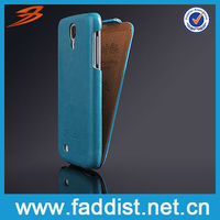 cell Phone s4 case i9500 Flip Cover Made in China