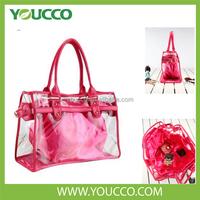 Low price wholesale in miami used ladies designer for sale clear handbag