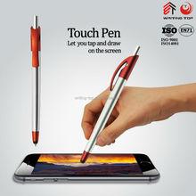 2015 cheap push action stylus pen for sales