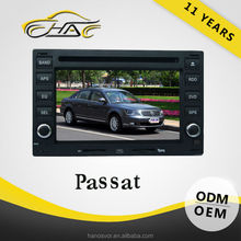 Double Din Car DVD GPS For VW POLO Radio Audio GPS Navigation System