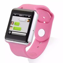 Innovative mobile phone accessories 1.54' touch screen MTK6260A smart hand watch mobile phone UA8