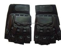LOVESLF Gloves high quality half finger leather grant boxing gloves