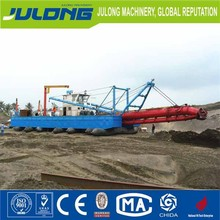 Nigeria 20 inch cutter suction dredger