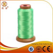 2015 201D/3 Hot Sales Embroidery Nylon Fluorescent String