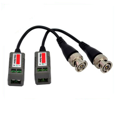 5 pairs 1CH Passive Video Transceiver Video Balun UTP Video Balun CCTV UTP Video Balun Freeshipping
