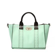 venta al por mayor de la oficina de la marca de moda de la mano de bolsas de dama china alibaba