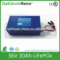 36v 30ah battery lifepo4,environment friendly solar storage battery pack