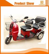 people three wheeler manufacturer in china with led
