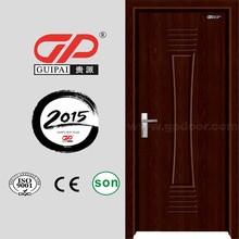 ที่ดีที่สุดการออกแบบประตูไม้ประตูห้องนอนออกแบบ, สำนักงานประตูไม้ที่เป็นของแข็ง, เคลือบพีวีซีประตูไม้