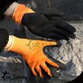 srsafety 13 Écartement prix industriel de latex de caoutchouc gant gant de finition en mousse