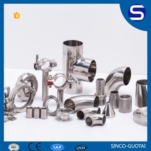 ASTM/DIN stainless steel tube connection