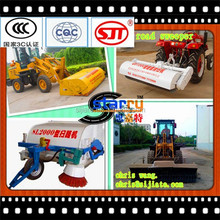 road sweeping /snow removing salt trucks /spraying salt and calcium chloride snow sweeper