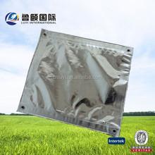 300gsm Vinyl Tarps Material Dark Green Heavy Duty Tarpaulin Waterproof Cover Ute Caravan Annex