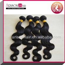 high quality elastic band hair extensions factory sell