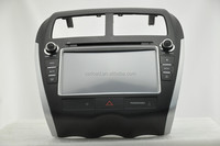 car dvd player for HD screen Android Mitsubishi ASX car dvdwith gps, iPod, Mp5, wifi, 3G, mirror link, canbus functions