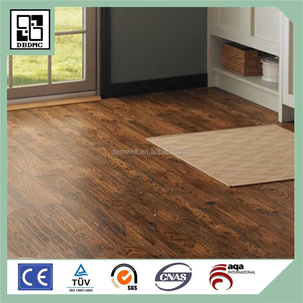 2015 new product faux stone plastic composite construction for Faux laminate flooring