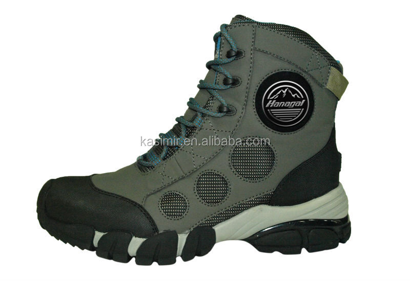 Waterproof fishing and wading boots/Fishing equipment welt outsole