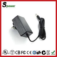 Fast Delivery 36W 12V 3A Universal Adapter with different plug style