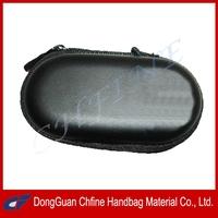 (CFEP000001)protective earphone EVA bag,high quality headphone EVA case,hot sale Zipper EVA box
