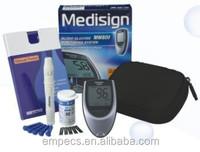 Korean diabetes measuring meter