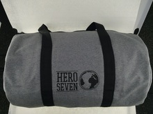 Hot sale large capacity cotton tote bag for travel