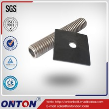 ONTON T40N Tunnelling and Mining stainless steel hollow bar