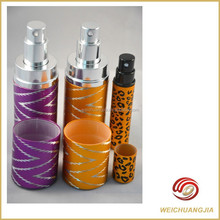 New Style OEM Cosmetic Aluminum Packaging Tube