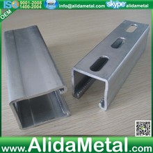 DR21 C/U Aluminium box channel steel for Framing Systems