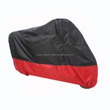 Black with red dirt bike pit bike cover motorbike accessories