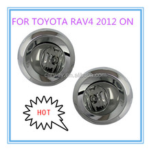 For toyota rav4 2012 ON the top quality fog light neat the front grill