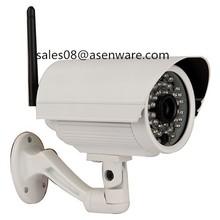 Asenware bullet outdoor wireless ip camera sd card