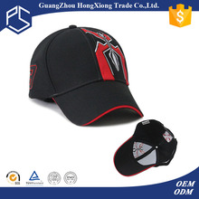 Custom embroidered running man caps and hats guangzhou