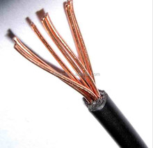 copper conductor xlpe insualtion copper tape screened cable