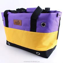 Best Selling!! Factory Sale hot dog carrier bag high quality pet bag dog cat carrier bags