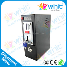 Coffee vending machine coin operated timer controller