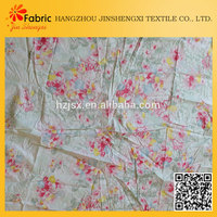 MP50 100% cotton printed cotton fabric for bed sheet and home textile