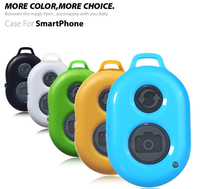 Small Self-timer wireless remote control, Portable camera remote shutter for iphone and Andriod
