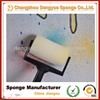 2014 New plastic handle foam brushes clean dust sponge paint roller brush
