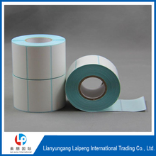 glossy clear printing self adhesive thermal sticker paper manufacturer supplier