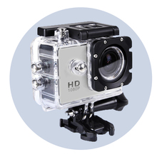 1080P Cam Action Helmet 12MP 30m Waterproof Diving HD DV SJ4000 Sports Camera