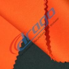 plain dye twill IEC 61482 fr fabric for welding worker