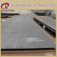 Hot Rolled Carbon Steel Plate ASTM A36 S275JR Steel