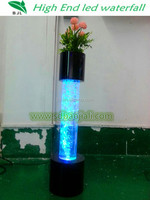 Manufacturer LED battery powered desktop water features