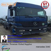 used actros 3340 /4140 in germany in stock