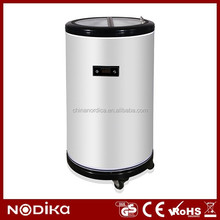 50L electric party cooler with wheels electronic control