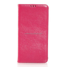 Design hot selling folio leather flip stand tablet case