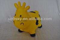skippy animal/skippy bounce cow