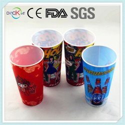 Stadium for drinks custom sexy picture changing 3D cups