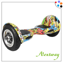 Design for shopping , wedding kinds of out door activity, eye catching 2 wheels balance scooter