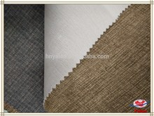 China light color plaid woven suede bonded knitted fabric